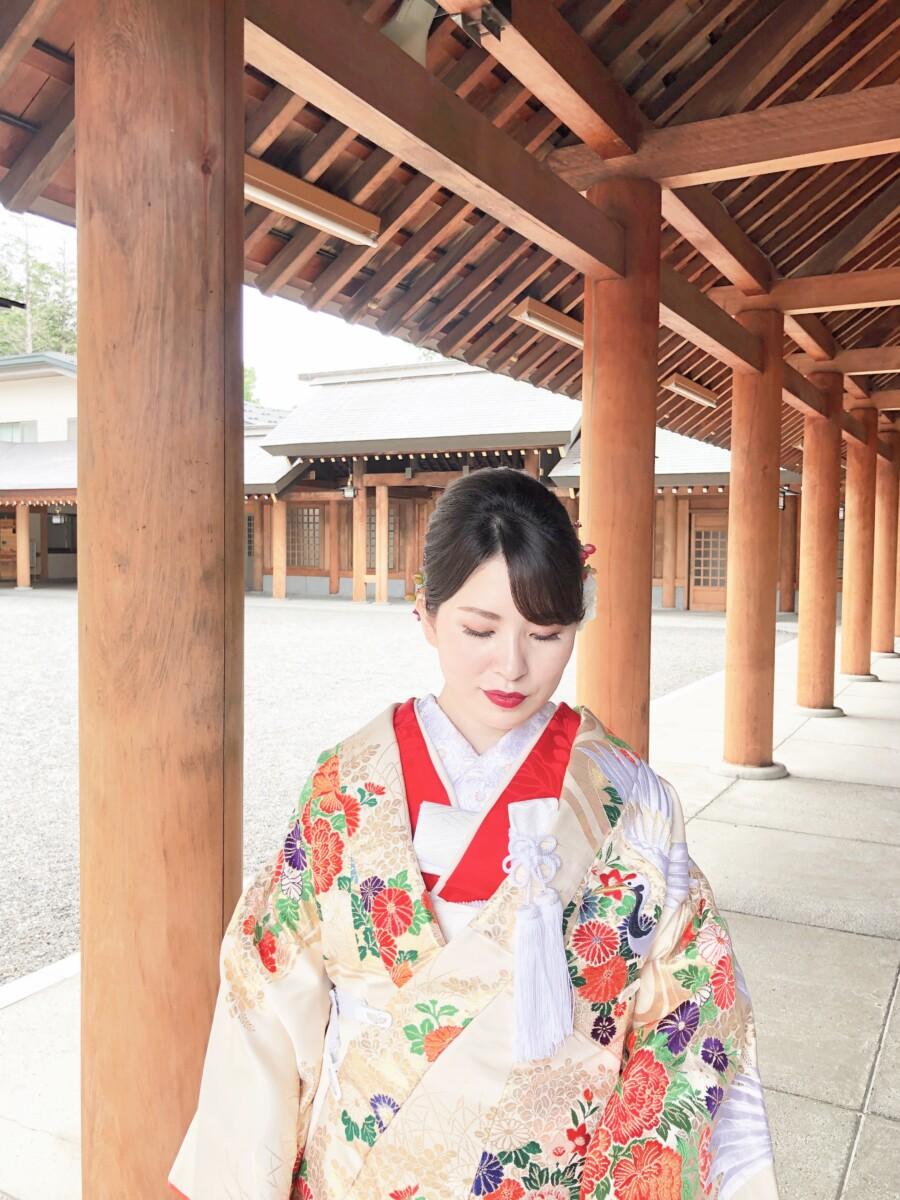 北海道神宮挙式✨✨